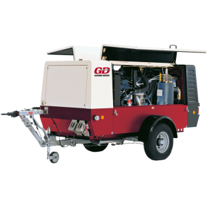Gardner Denver Portable Compressor C85