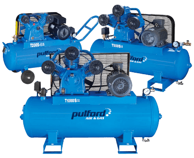 Pulford Piston Air Compressors