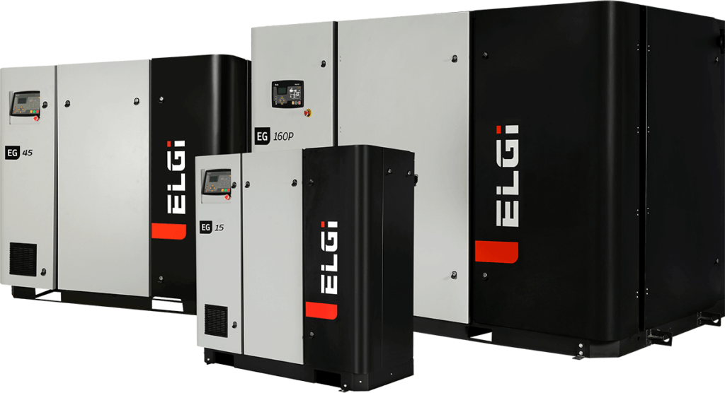 ELGi EG Variable Speed Screw Compressor