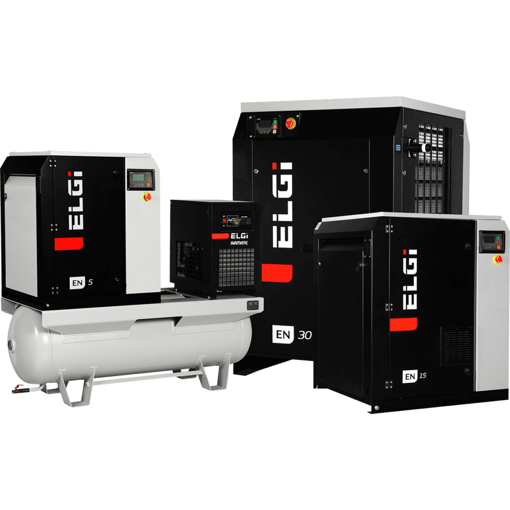 ELGi EN Rotary Screw Compressors