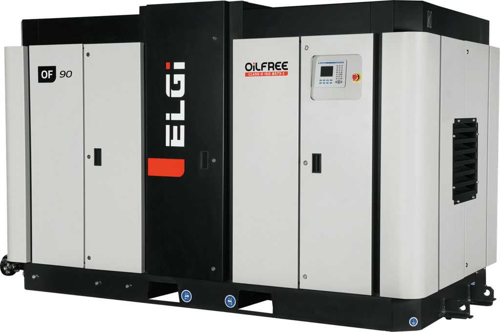ELGi OF Oil Free Air Compressor